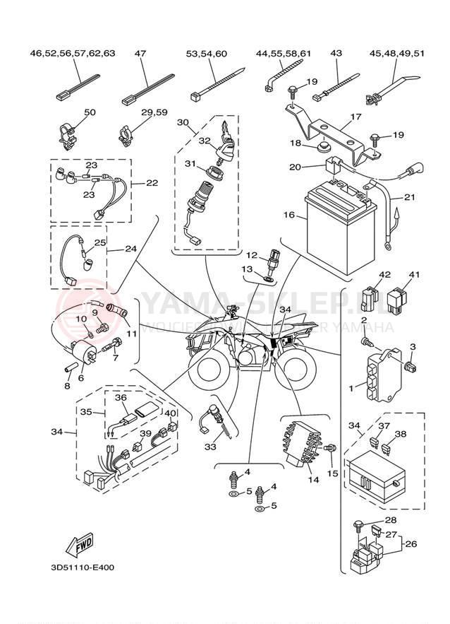 Czci Yamaha Sklep Yamaha